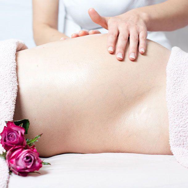 Традиційний тайський масаж для вагітних