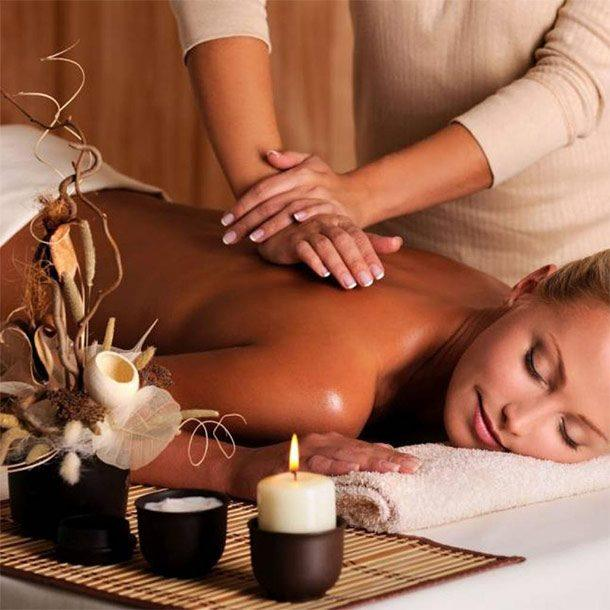 "Spa program ""Coconut Nouage"""