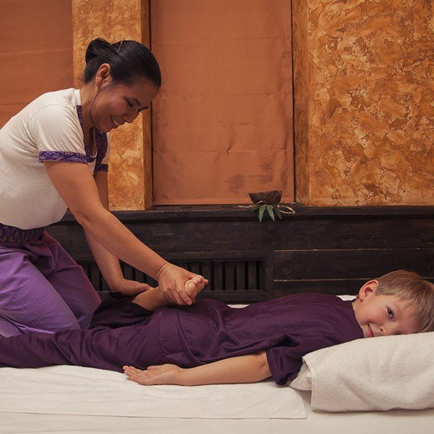 Children's Thai massage