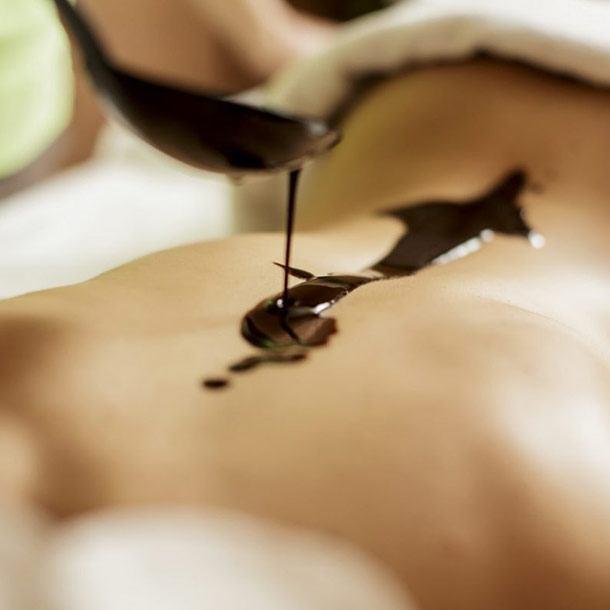 Спа процедура «Шоколадное наслаждение»